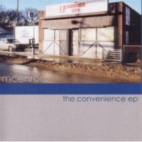 MCENROE - The Convenience EP
