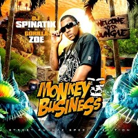 GORILLA ZOE - Monkey Business